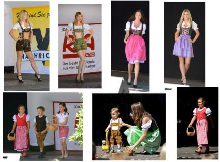 Festwochen Modenschau 2013